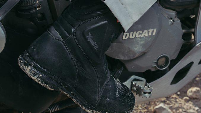 Spidi XPD Boots