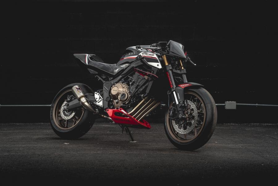 Garage Dreams Motos Romero