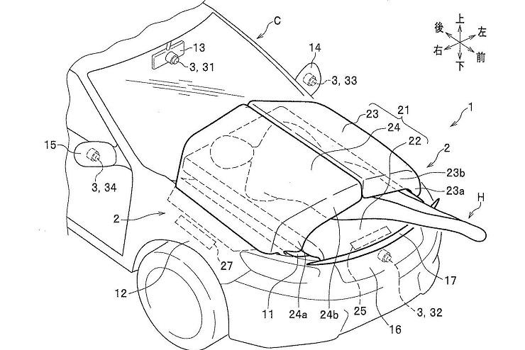 Honda Crash Protection 3
