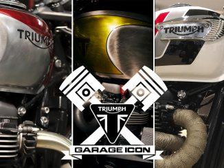 Triumph Garage Icon2020