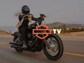 harley Davidson TV
