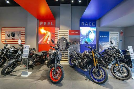 Concesionario Motos Corver Barcelona