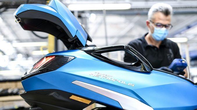 Peugeot New Metropolis