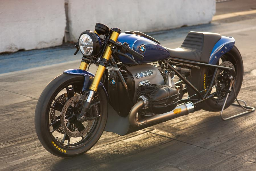 BMW r-18 dragster