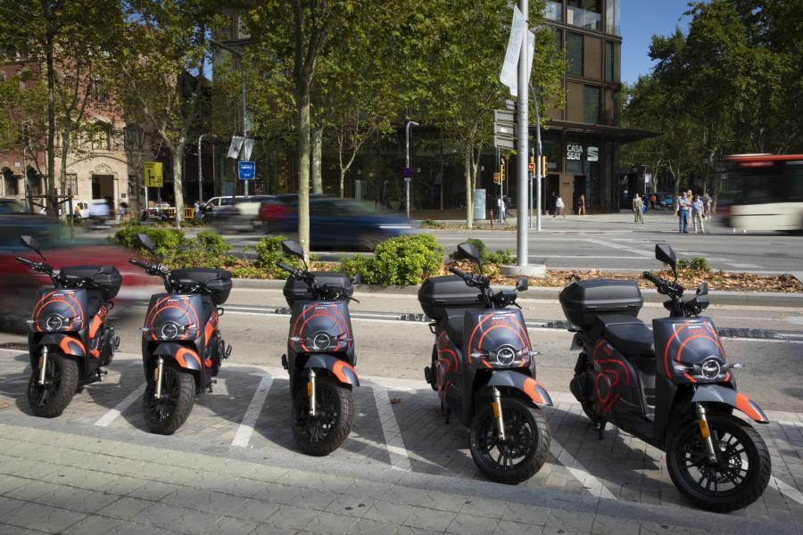 SEAT MO motosharing
