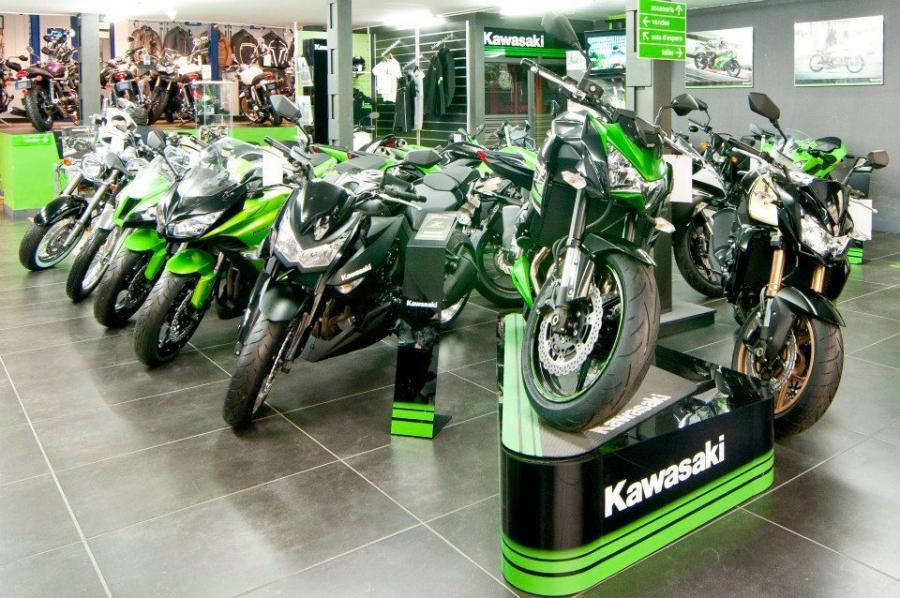 Concesionario Kawasaki