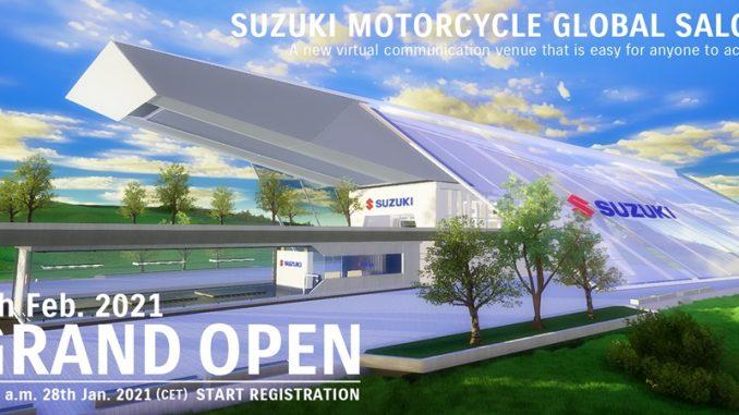 Suzuki Motorcycle Global Salon