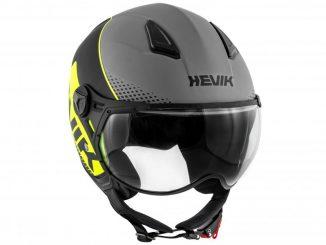 Nautilus el casco ventilado de Hevik