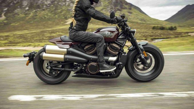 Harley-Davidson® Sportster® S