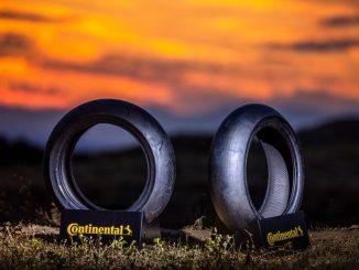 Continental presenta su completa gama de neumáticos con BlackChili©