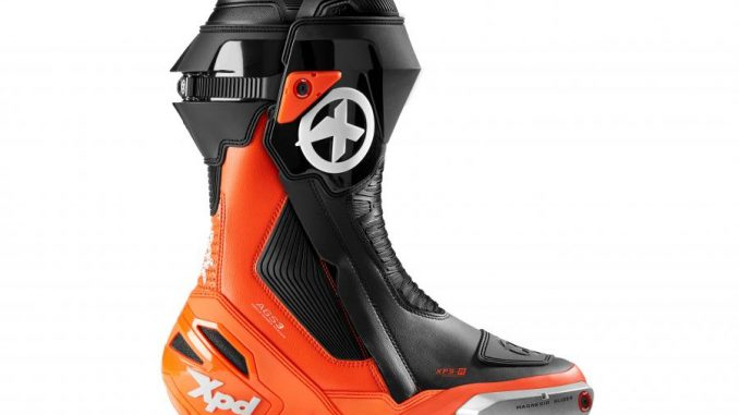Nuevas botas de moto XPD XP9-R
