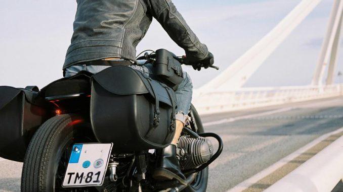 Nueva gama de bolsas de piel para tu moto de Kappa