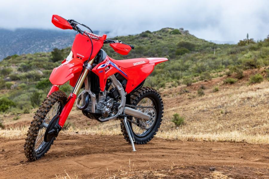Honda actualiza las CRF250R y CRF250RX