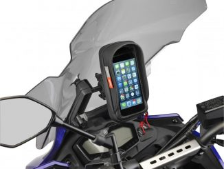 Givi presenta su gama de soportes de móvil y GPS