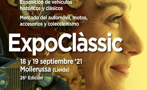 En Septiembre vuelve Expoclàssic Mollerussa (Lleida)