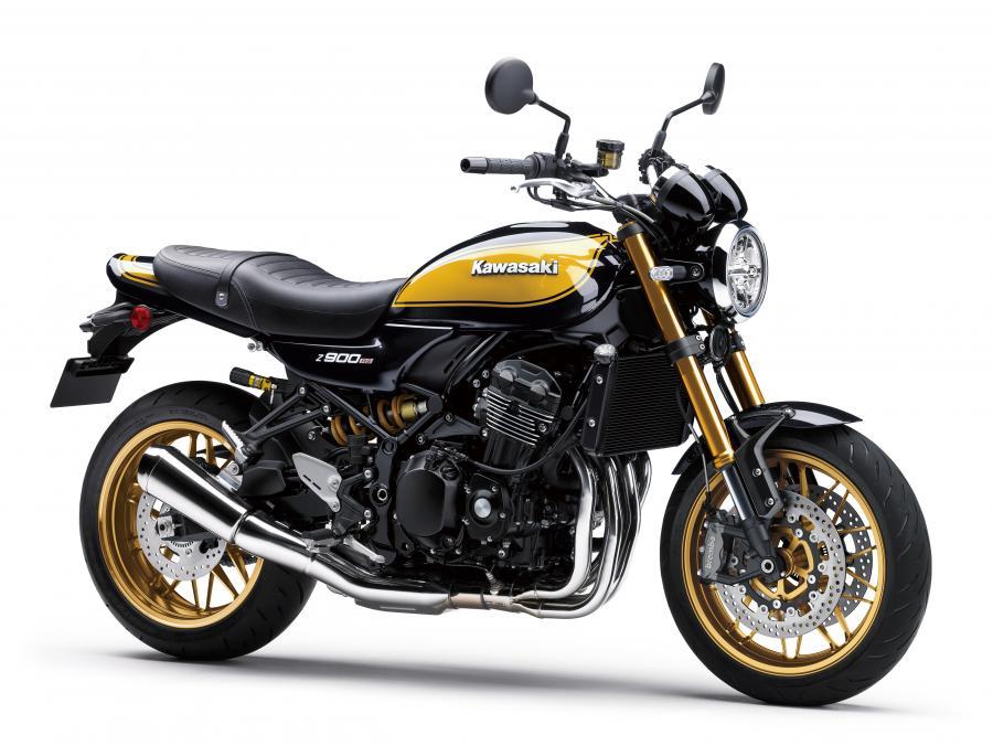 Kawasaki renueva la Z900RS SE[1]