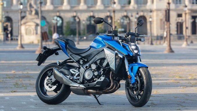 Suzuki desvela la nueva GSX-S950