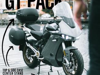 Zero Motorcycles lanza el SR/S GT Pack