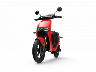 Nuevo Scooter eléctrico Super Soco CUmini