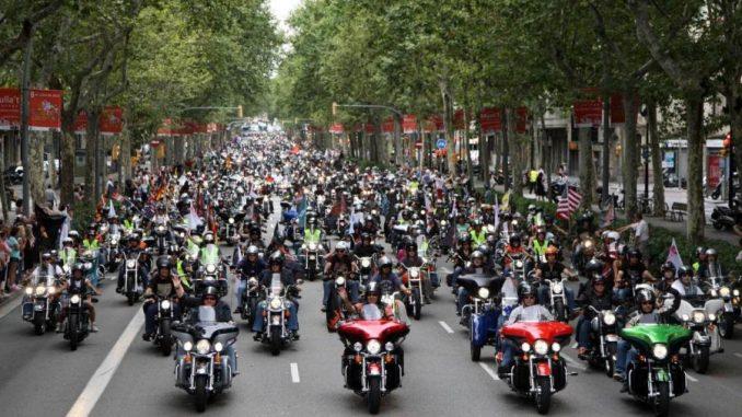 Este Domingo vuelve a Madrid el Desfile Harley-Davidson KM0