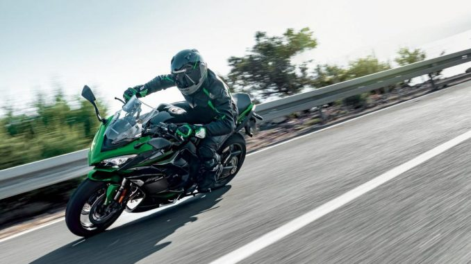 Nueva Kawasaki Ninja 1000SX 2022