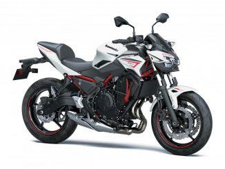 Ya conocemos las especificaciones de la Kawasaki Z650 2022