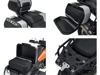 Primera colaboración entre SHAD-NAD y Harley Davidson