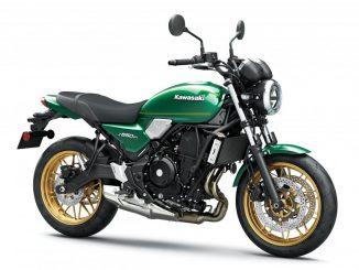 Ya está disponible la Kawasaki Z650RS