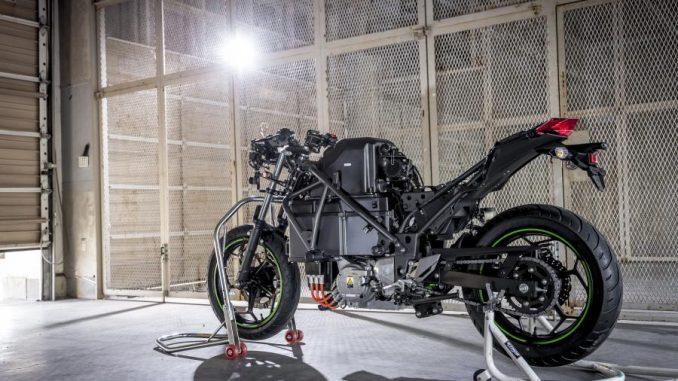 Kawasaki se reinventa